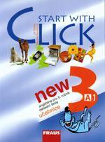 Start with Click New 3 - učebnice (angličtina pro 5. ročník ZŠ)