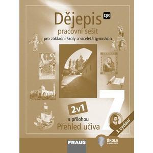 Dějepis pro 7.ročník ZŠ a VG - pracovní sešit (3.vydání)