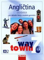 Angličtina pro 7.ročník ZŠ a VG Way to Win - učebnice