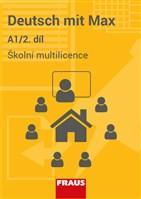 IUČ Deutsch mit MaxA1/2.díl - školní multilicence na 1 rok  Flexibooks