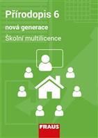 IUČ Přírodopis 6 - nová generace - neomezená školní multilicence Flexibooks