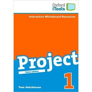 Project 1 (Third edition) - iTools CD-ROM (Interactive Whiteboard Resources)