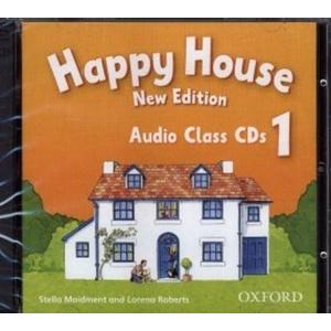 Happy House 1 (New edition) - Class Audio CDs (2ks)