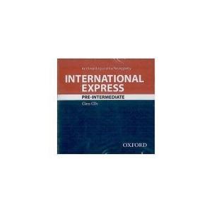 International Express Pre-Intermediate (3ed) - Class Audio CDs (2ks)