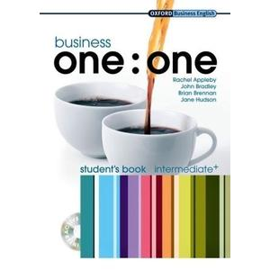 Business One: One Intermediate Student´s Book with MultiROM