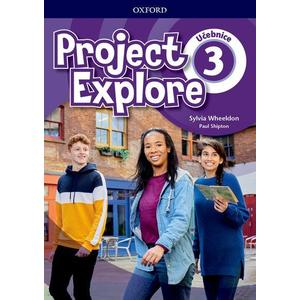 Project Explore 3 - Student Book CZ