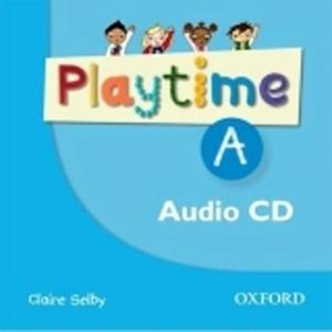 "Playtime ""A"" - Class Audio CDs"