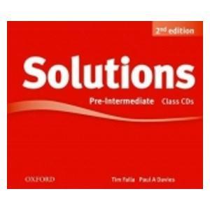 Maturita Solutions 2nd Edition Pre-intermediate - Class Audio CDs /3/