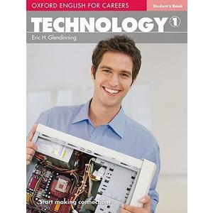 Oxford English for Careers: Technology 1 - Student´s Book