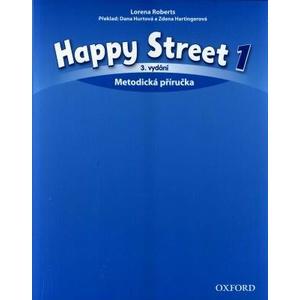 Happy Street 1 (3.vydání) - metodická příručka (česká verze)