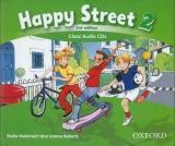 Happy Street 2 (3.vydání) - Class Audio CDs (3ks)