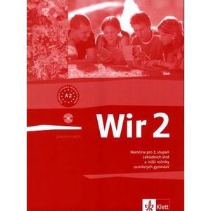 Wir 2 (A2) - pracovní sešit  DOPRODEJ