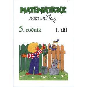 Matematické rozcvičky 5.ročník - 1.díl