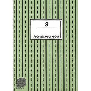 Početník pro 2.ročník ZŠ - 3.díl