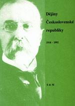 Dějiny československé republiky 1918-1992