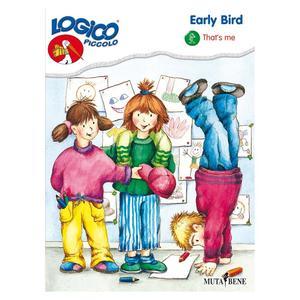 Logico Piccolo: Anglický jazyk - Early Bird – That's me