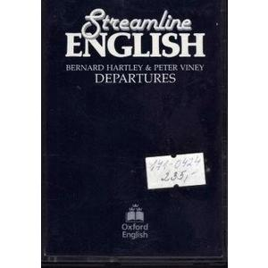 Streamline English Depart - kazeta  DOPRODEJ