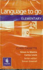Language to go Elementary - kazeta  DOPRODEJ