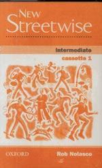 New Streetwise Intermediate - kazeta (2ks)  DOPRODEJ