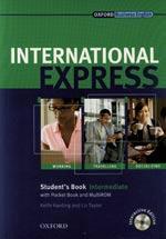 International Express Intermediate - Student's Book with Pocket Book+MultiROM