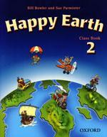 Happy Earth 2 - Class Book