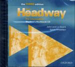 New Headway Third Edition Pre-intermediate - Student's Workbook CD