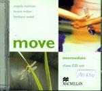 Move Intermediate - Class Audio CDs (2ks)
