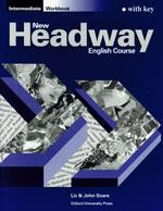 New Headway Intermediate - Workbook with key  DOPRODEJ