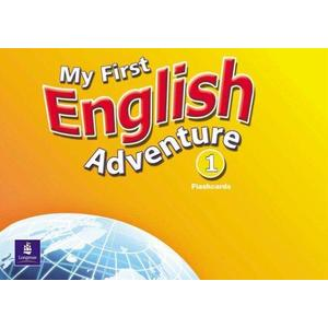 My First English Adventure 1 - Flashcards