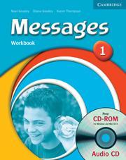 Messages 1 - Workbook with Audio CD/CD-ROM (pro 2.stupeň ZŠ)