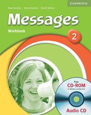 Messages 2 - Workbook with Audio CD/CD-ROM  (pro 2.stupeň ZŠ)