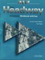 New New Headway Advanced - Workbook with key  DOPRODEJ