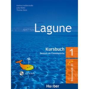 Lagune 1 - Kursbuch mit Audio-CD