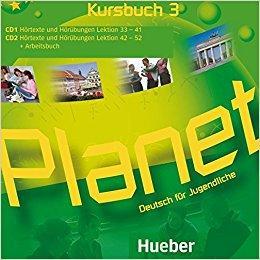 Planet 3 - audio CDs