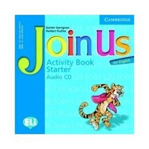 Join Us for English Starter - Activity Book Audio CD