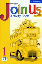 Join Us for English 1 - Activity Book