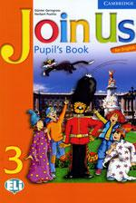 Join Us for English 3 - Pupil's Book