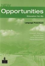 New Opportunities Intermediate - Language Powerbook with CD-ROM