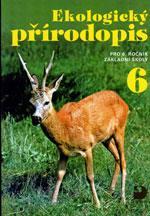 Ekologický přírodopis pro 6.ročník ZŠ - učebnice