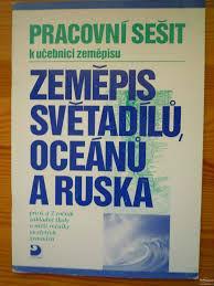 Zeměpis světadílů, oceánů a Ruska - pracovní sešit pro 6.-7.ročník ZŠ  DOPRODEJ