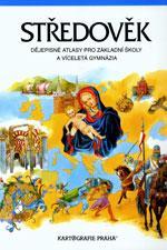 Středověk - dějepisný atlas pro ZŠ a VG