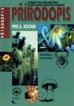 Přírodopis pro 6.ročník ZŠ (botanika 1, zoologie 1) - učebnice