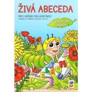 Živá abeceda - učebnice (Čteme a píšeme s Agátou)