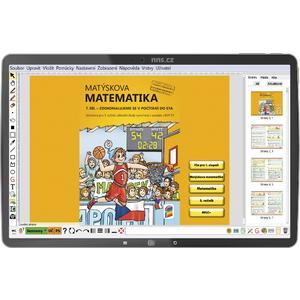 Matýskova matematika, 7., 8. díl a Geometrie - MIUČ+ kolní licence pro 1 učitele na 1 školní rok