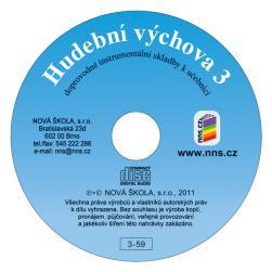 Hudební výchova 3.ročník - CD