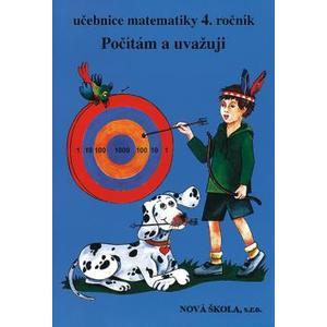 Matematika pro 4.ročník ZŠ - učebnice (Počítám a uvažuji)