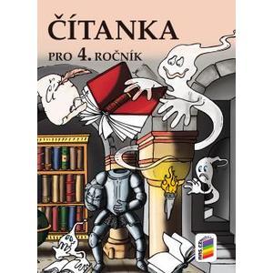 Čítanka pro 4.ročník ZŠ - učebnice