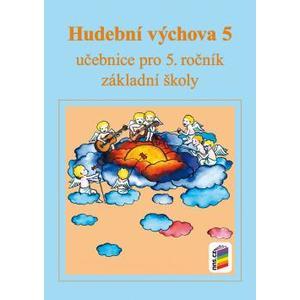 Hudební výchova pro 5.ročník ZŠ - učebnice