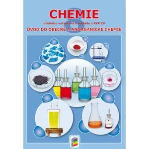 Chemie 8.ročník - Úvod do obecné a anorganické chemie - učebnice