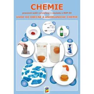 Chemie pro 8.ročník ZŠ - Úvod do obecné a anorganické chemie - pracovní sešit